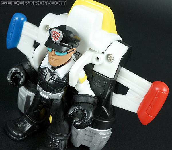 Transformers Rescue Bots Jack Tracker & Jet Pack (Billy Blastoff & Jet Pack) (Image #30 of 75)