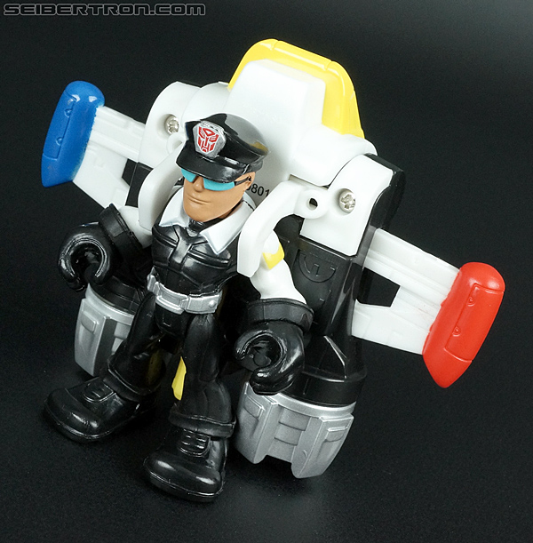 Transformers Rescue Bots Jack Tracker & Jet Pack (Billy Blastoff & Jet Pack) (Image #32 of 75)