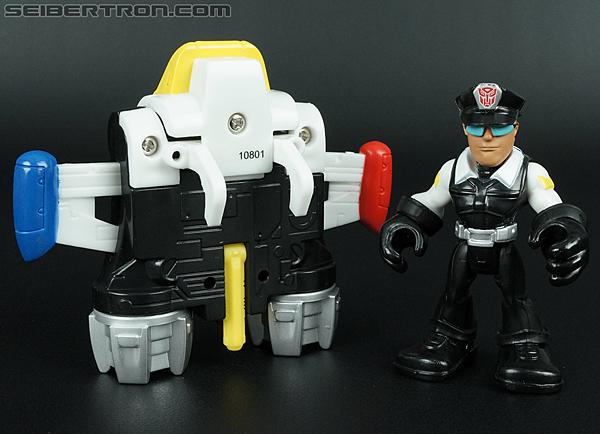 Transformers Rescue Bots Jack Tracker & Jet Pack (Billy Blastoff & Jet Pack) (Image #35 of 75)