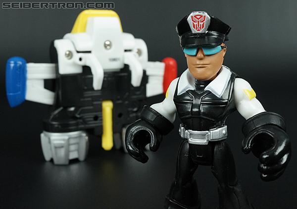 Transformers Rescue Bots Jack Tracker & Jet Pack (Billy Blastoff & Jet Pack) (Image #36 of 75)