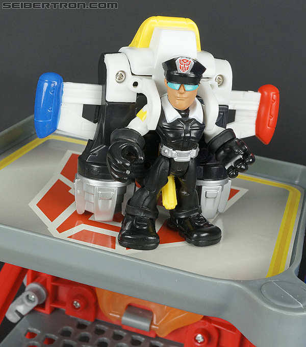 Transformers Rescue Bots Jack Tracker & Jet Pack (Billy Blastoff & Jet Pack) (Image #74 of 75)