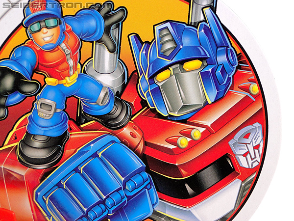 Transformers Rescue Bots Optimus Prime (Image #4 of 112)