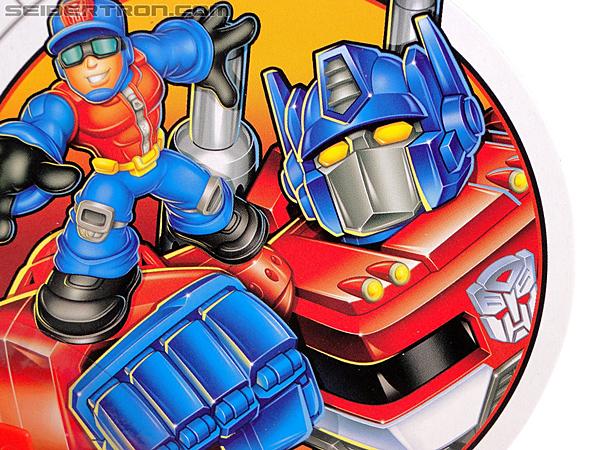 Transformers Rescue Bots Optimus Prime (Image #4 of 112)