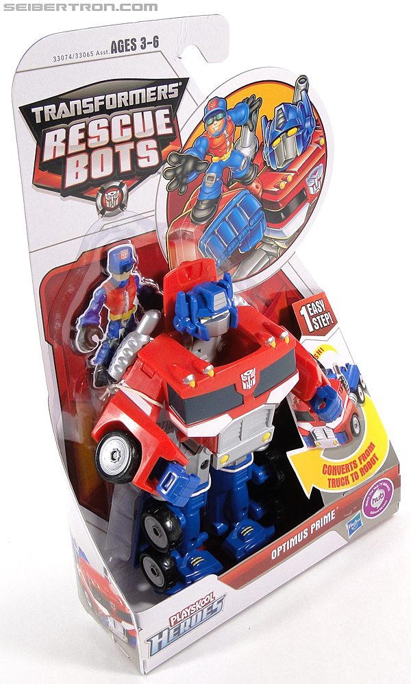 Transformers Rescue Bots Optimus Prime (Image #6 of 112)