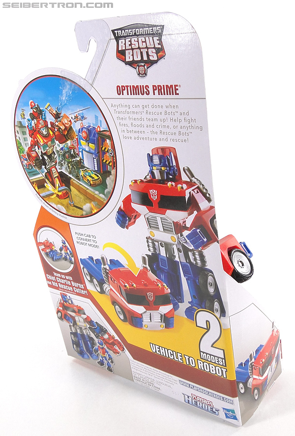 Transformers Rescue Bots Optimus Prime (Image #7 of 112)