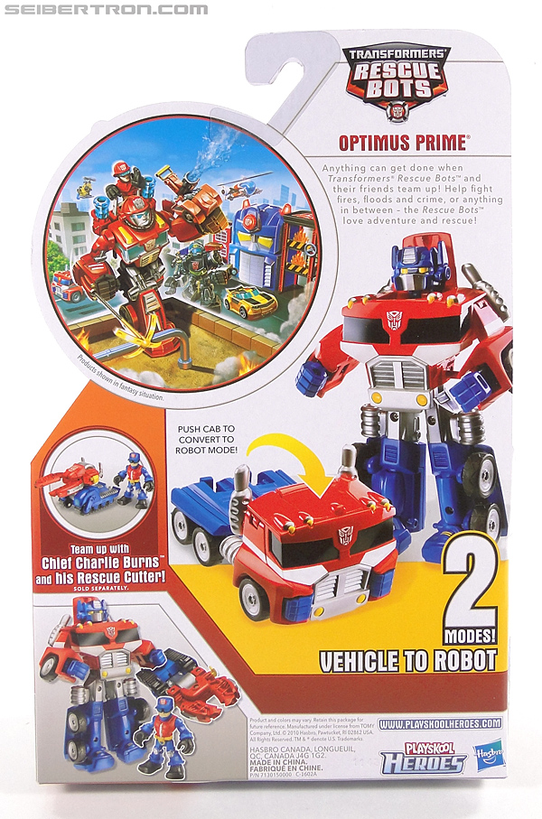 Transformers Rescue Bots Optimus Prime (Image #8 of 112)