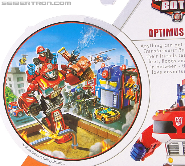 Transformers Rescue Bots Optimus Prime (Image #12 of 112)