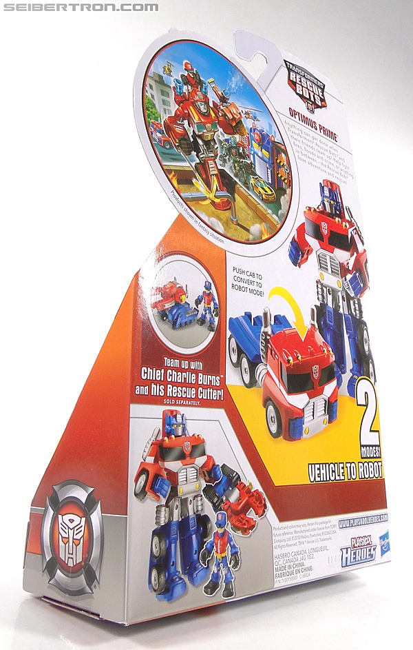 Transformers Rescue Bots Optimus Prime (Image #14 of 112)