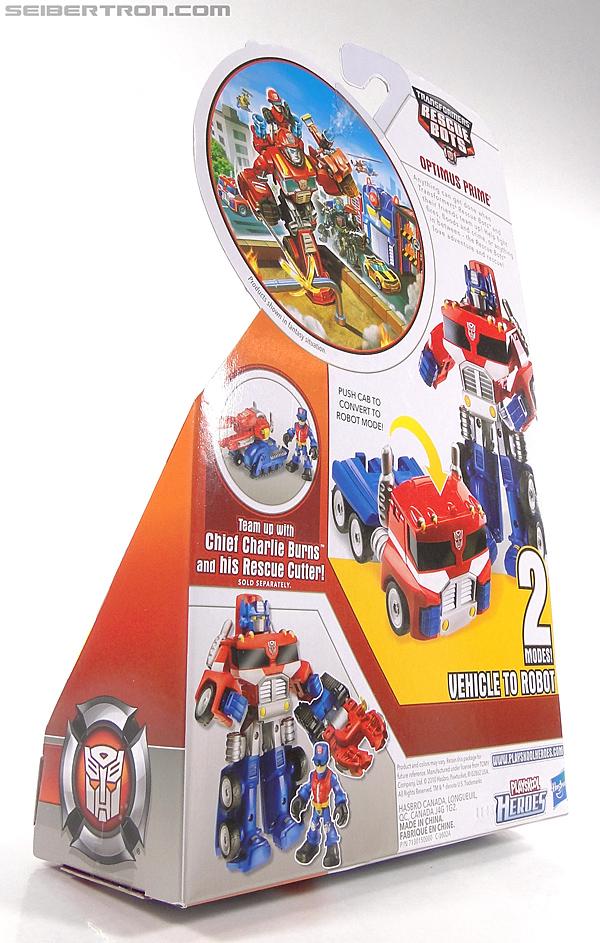 Transformers Rescue Bots Optimus Prime (Image #14 of 112)
