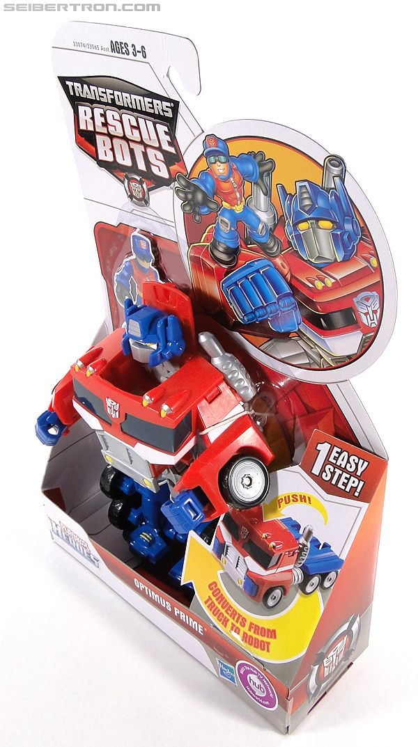 Transformers Rescue Bots Optimus Prime (Image #16 of 112)