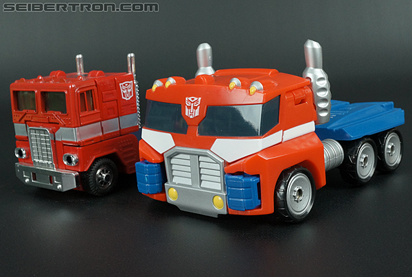 Transformers Rescue Bots Optimus Prime (Image #35 of 112)