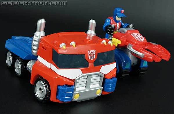 Transformers Rescue Bots Optimus Prime (Image #36 of 112)