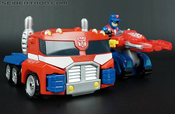 Transformers Rescue Bots Optimus Prime (Image #37 of 112)