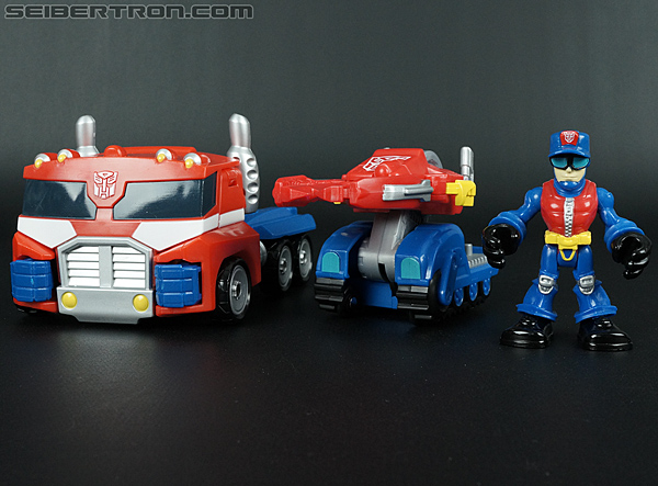 Transformers Rescue Bots Optimus Prime (Image #38 of 112)