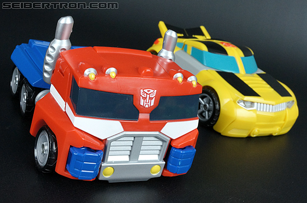 Transformers Rescue Bots Optimus Prime (Image #40 of 112)
