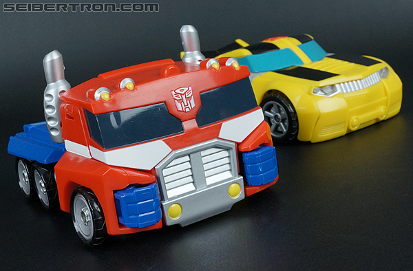 Transformers Rescue Bots Optimus Prime (Image #41 of 112)