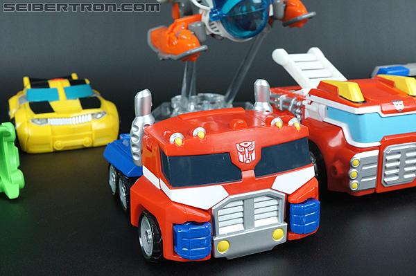 Transformers Rescue Bots Optimus Prime (Image #44 of 112)