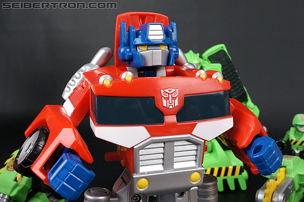 Transformers Rescue Bots Optimus Prime (Image #48 of 112)