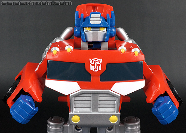 Transformers Rescue Bots Optimus Prime (Image #49 of 112)