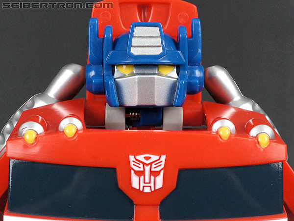Transformers Rescue Bots Optimus Prime gallery