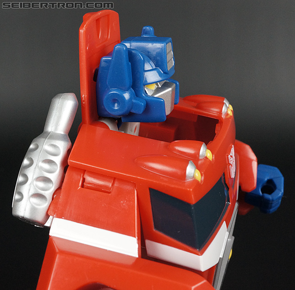 Transformers Rescue Bots Optimus Prime (Image #60 of 112)