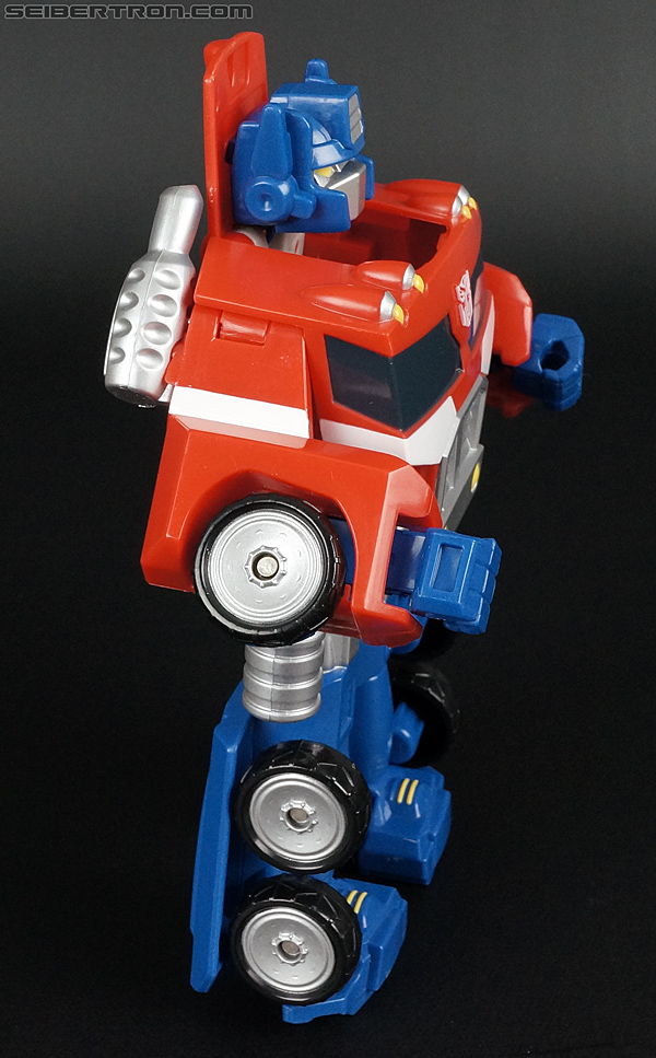 Transformers Rescue Bots Optimus Prime (Image #62 of 112)