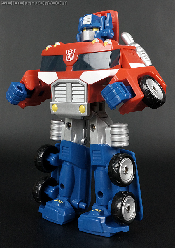 Transformers Rescue Bots Optimus Prime (Image #67 of 112)