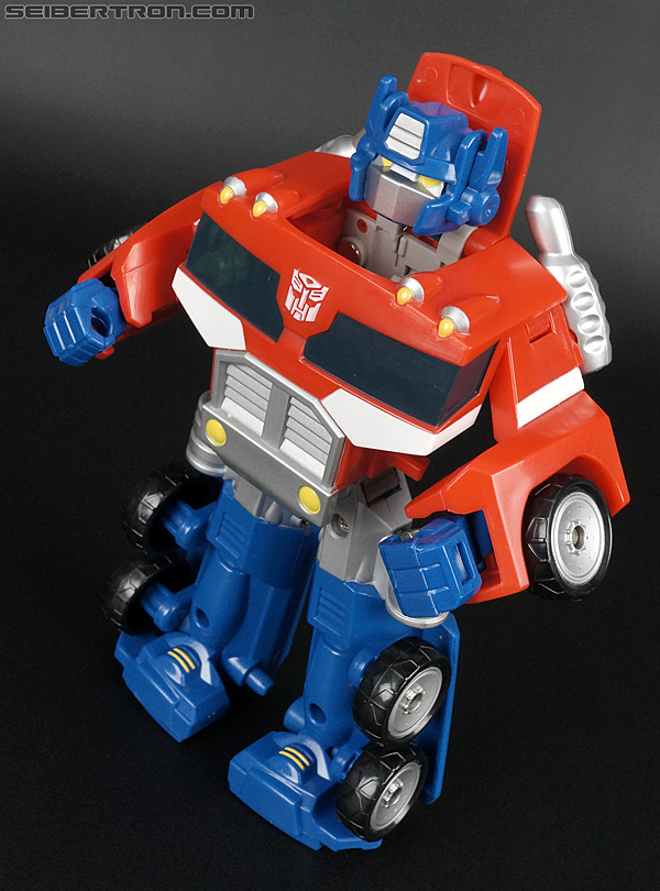 Transformers Rescue Bots Optimus Prime (Image #68 of 112)