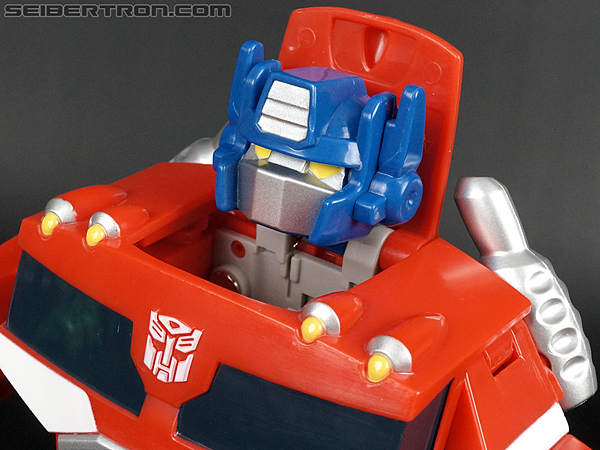 Transformers Rescue Bots Optimus Prime (Image #70 of 112)