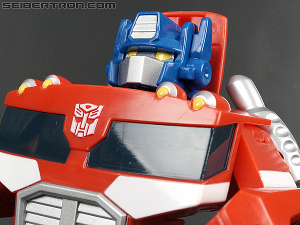 Transformers Rescue Bots Optimus Prime (Image #72 of 112)