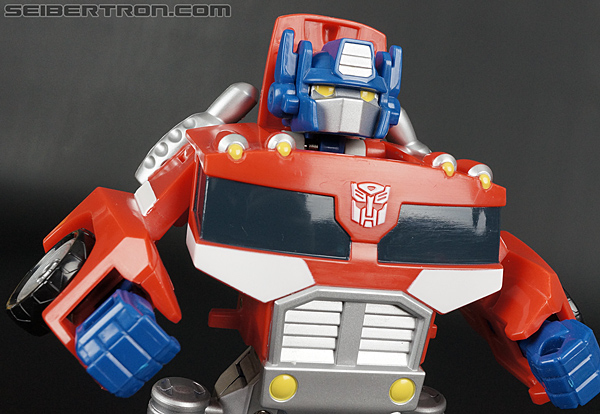 Transformers Rescue Bots Optimus Prime (Image #77 of 112)