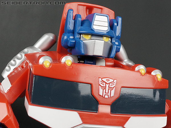 Transformers Rescue Bots Optimus Prime (Image #78 of 112)