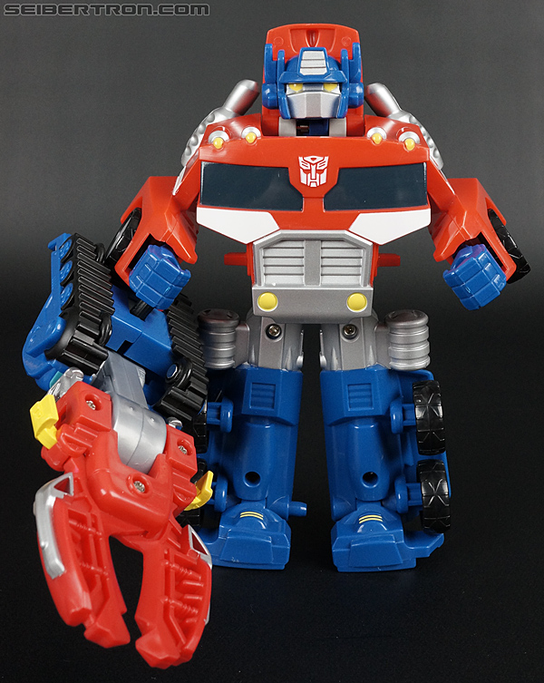 Transformers Rescue Bots Optimus Prime (Image #79 of 112)