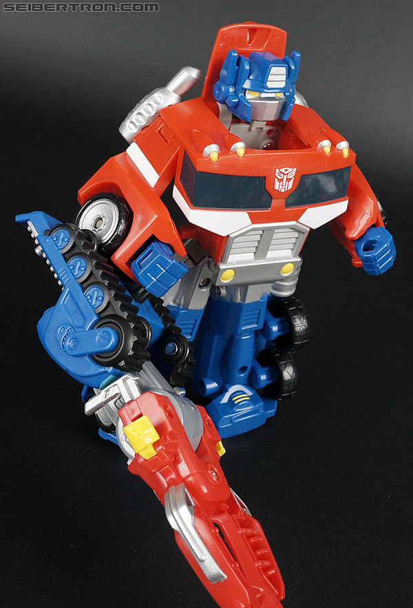 Transformers Rescue Bots Optimus Prime (Image #80 of 112)