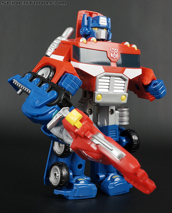 Transformers Rescue Bots Optimus Prime (Image #82 of 112)