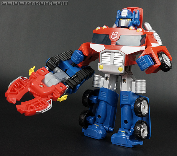 Transformers Rescue Bots Optimus Prime (Image #83 of 112)