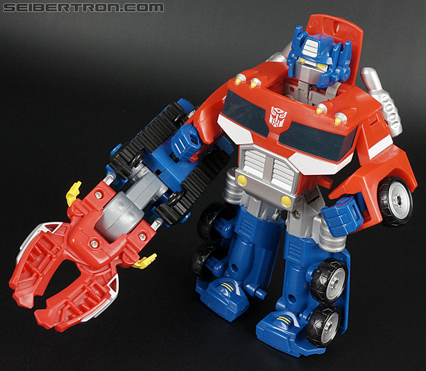 Transformers Rescue Bots Optimus Prime (Image #84 of 112)