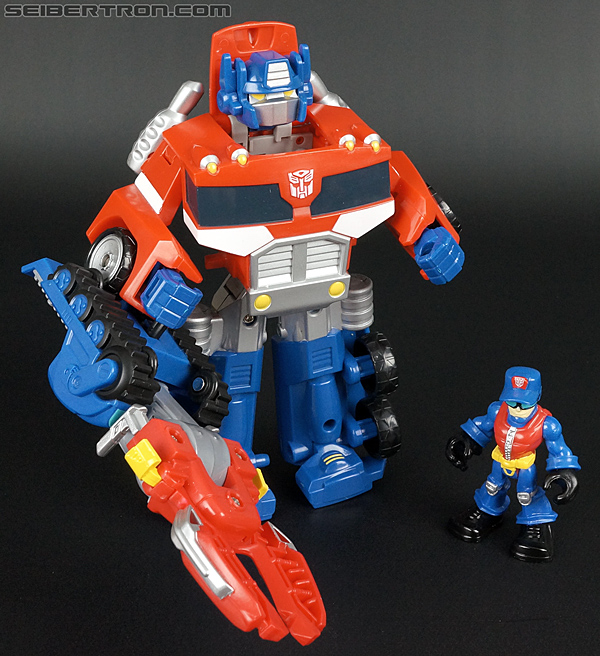 Transformers Rescue Bots Optimus Prime (Image #88 of 112)