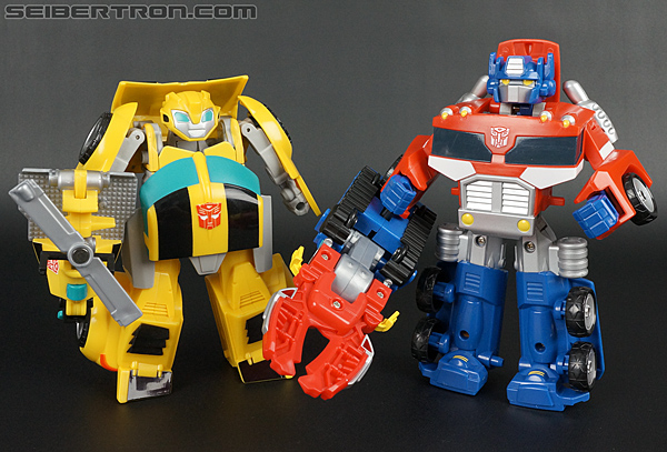 Transformers Rescue Bots Optimus Prime (Image #89 of 112)