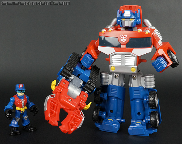 Transformers Rescue Bots Optimus Prime (Image #91 of 112)