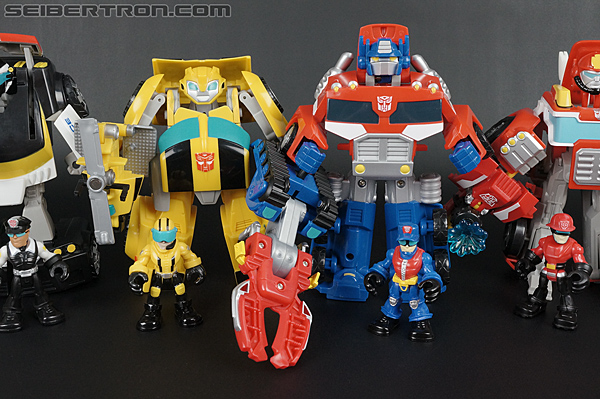 Transformers Rescue Bots Optimus Prime (Image #95 of 112)