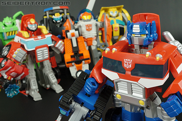 Transformers Rescue Bots Optimus Prime (Image #98 of 112)