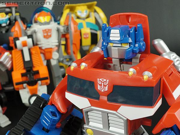 Transformers Rescue Bots Optimus Prime (Image #99 of 112)
