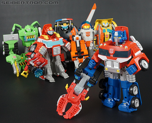 Transformers Rescue Bots Optimus Prime (Image #100 of 112)