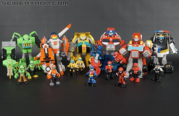 Transformers Rescue Bots Optimus Prime (Image #101 of 112)