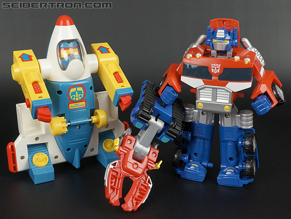 Transformers Rescue Bots Optimus Prime (Image #102 of 112)