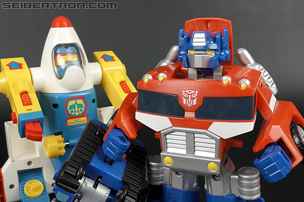 Transformers Rescue Bots Optimus Prime (Image #103 of 112)