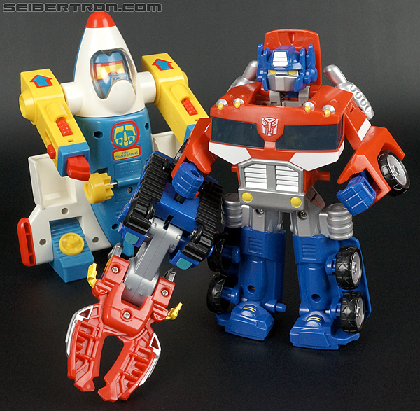Transformers Rescue Bots Optimus Prime (Image #104 of 112)