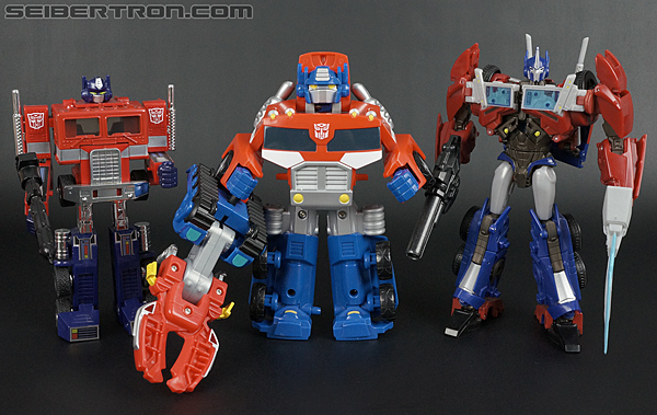 Transformers Rescue Bots Optimus Prime (Image #105 of 112)