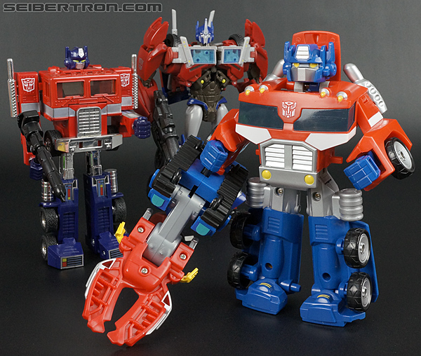 Transformers Rescue Bots Optimus Prime (Image #106 of 112)